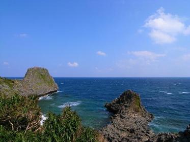真栄田岬 image