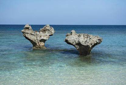 디누하마 해변 image
