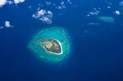 민나지마 섬 image