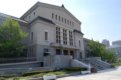 大阪市立美術館 image