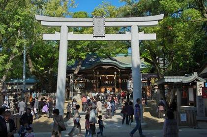石切劔箭神社 image