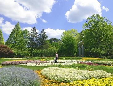 大阪府立花の文化園 image