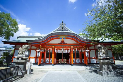 玉造稲荷神社 image