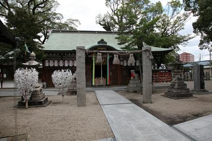 布忍神社 image