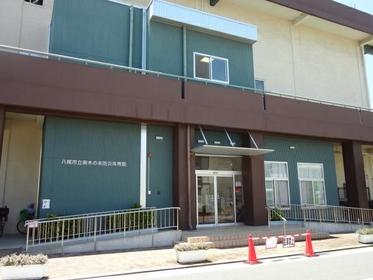 八尾市立南木之本防災公園、防災體育館 image
