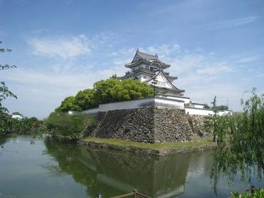 岸和田城 image