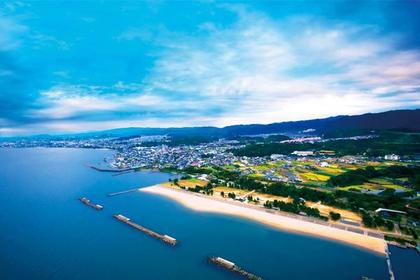 하코쓰쿠리 해수욕장(피치피치 비치) image
