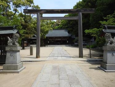 四条畷神社 image