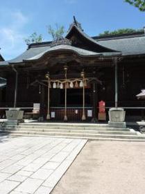 四柱神社 image