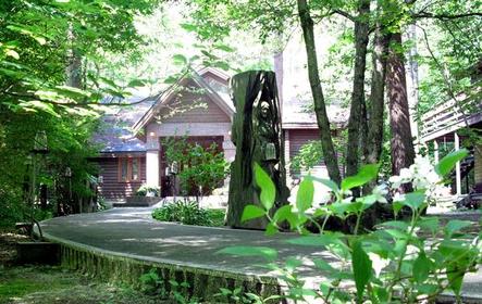 绘本美术馆&小木屋 森林里的家 image