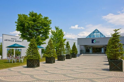 安昙野ARTHILL美术馆 image