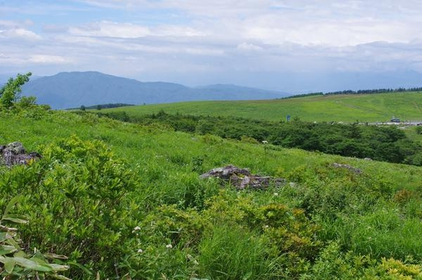 Kirigamine Highlands image