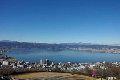 諏訪湖 image