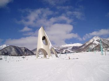 栂池高原スキー場 image