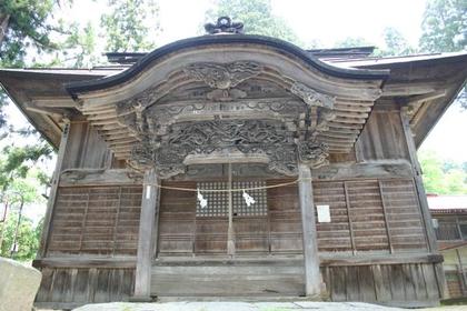 Yuzawa-jinja Shrine image