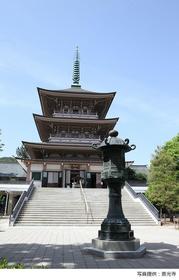 Nihon Chureiden (Zenkoji Temple HistoryMuseum) image