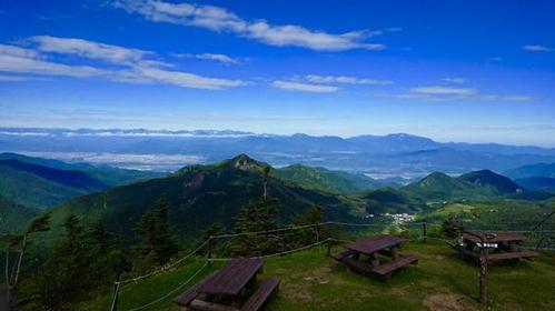 横手山 image