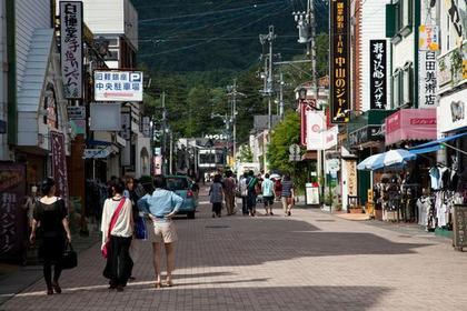 Kyukaru Ginza (Kyu-Karuizawa Ginza Street) image