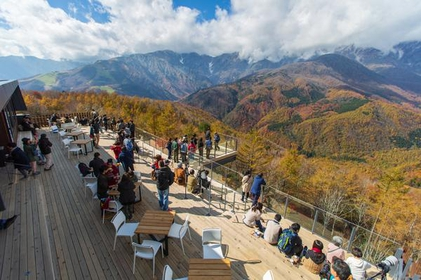 shiromaiwadakeyurien & Montain view image