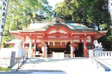 來宮神社 image