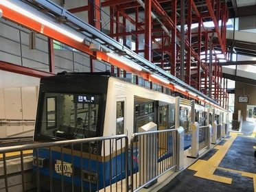 箱根登山電車 image