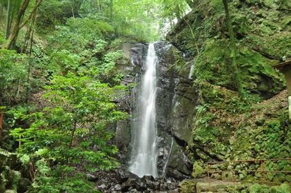 Fudo-taki Waterfall image