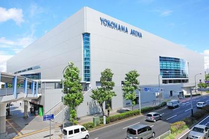 Yokohama Arena image