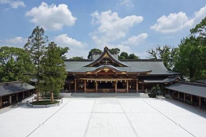 寒川神社 image
