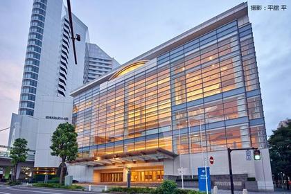 橫濱港未來音樂廳 image
