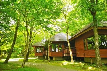 Fun Space Lake Ashi Camp Village Lakeside Villa image
