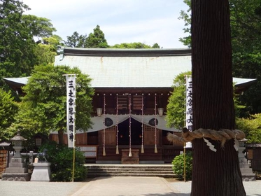 三之宮比々多神社 image