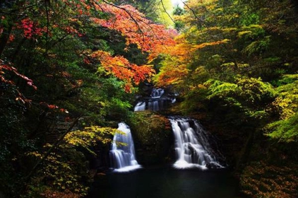 Akame 48 Waterfalls image