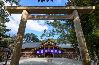 Sarutahiko Shrine image
