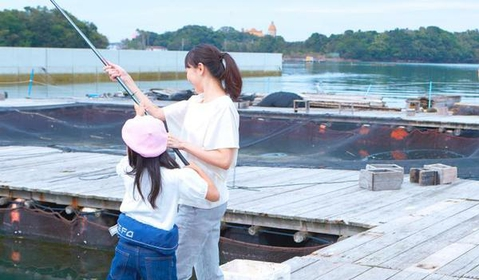 堅田釣魚場 image
