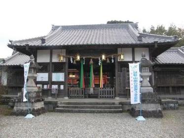 Niu Kanshobu-jinja Shrine image