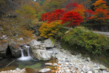 Mitarai Gorge image
