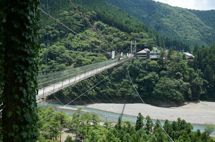 Tanize Suspension Bridge image