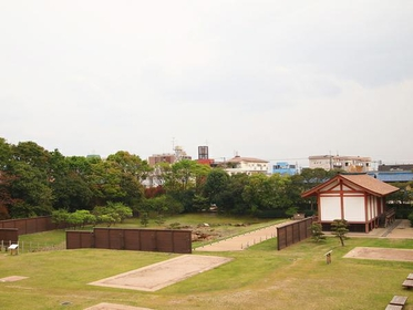 平城京左京三条二坊宫迹庭园 image