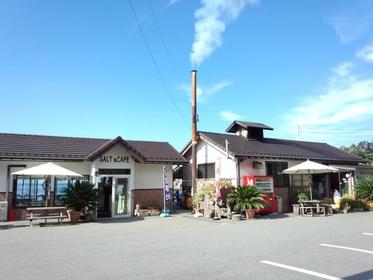 笹川流れ塩工房 SOLT&CAFE(ソルトアンドカフェ) image