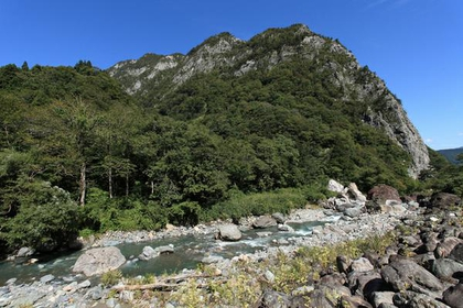小滝川ヒスイ峡 image