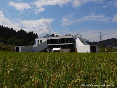 まつだい雪国農耕文化村センター「農舞台」 image