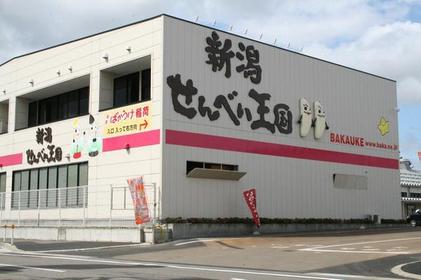 新潟仙贝王国 image