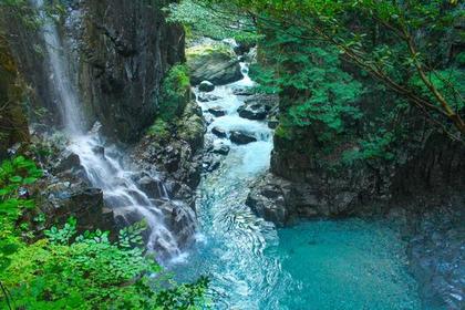쓰케치쿄 협곡 image