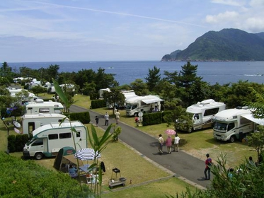 Akagurizaki Auto Camping Ground image