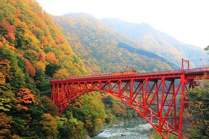 Kurobe Gorge – Electric Trolley image