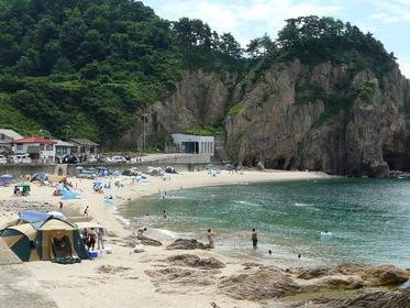 笹川海水浴场 image