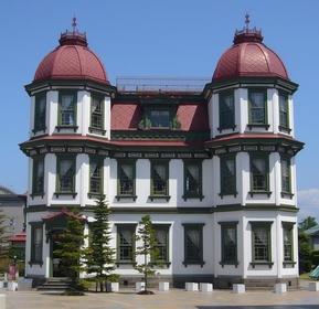 구 히로사키 시립 도서관 image