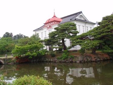 鹤冈公园(鹤冈城址) image