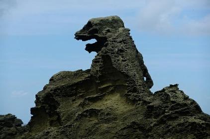 哥斯拉岩 image