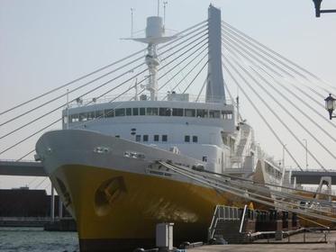 青函連絡船メモリアルシップ八甲田丸 image